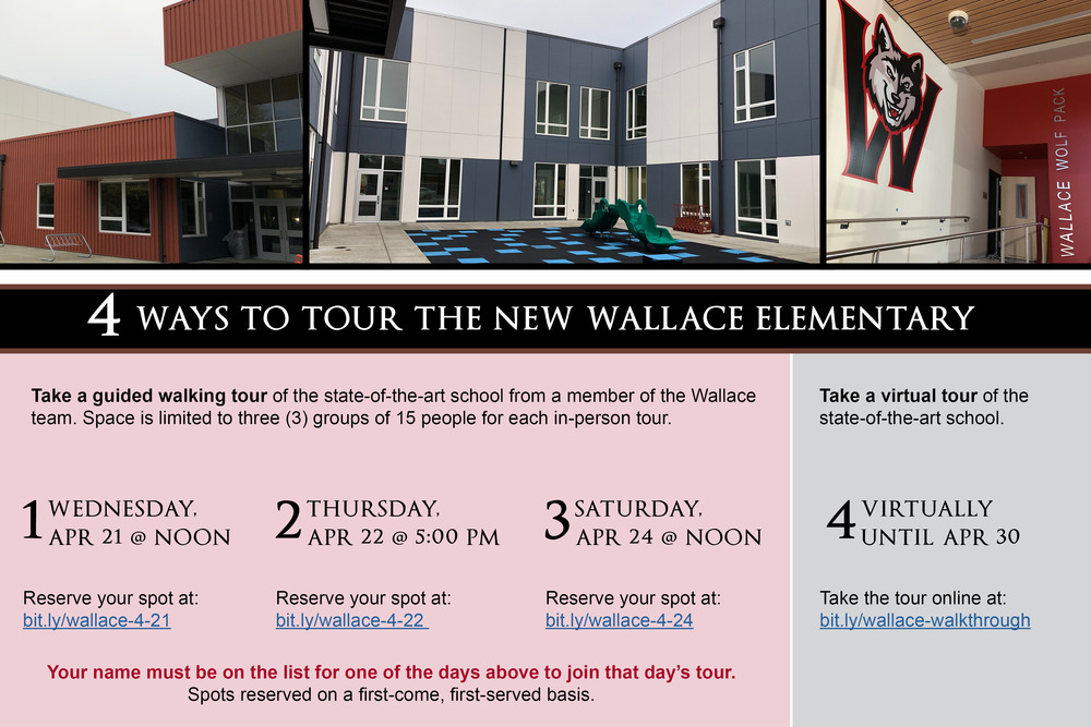 Wallace Tour Opportunities