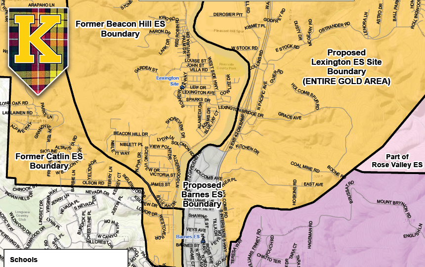 Kelso School District Considers Boundary Changes