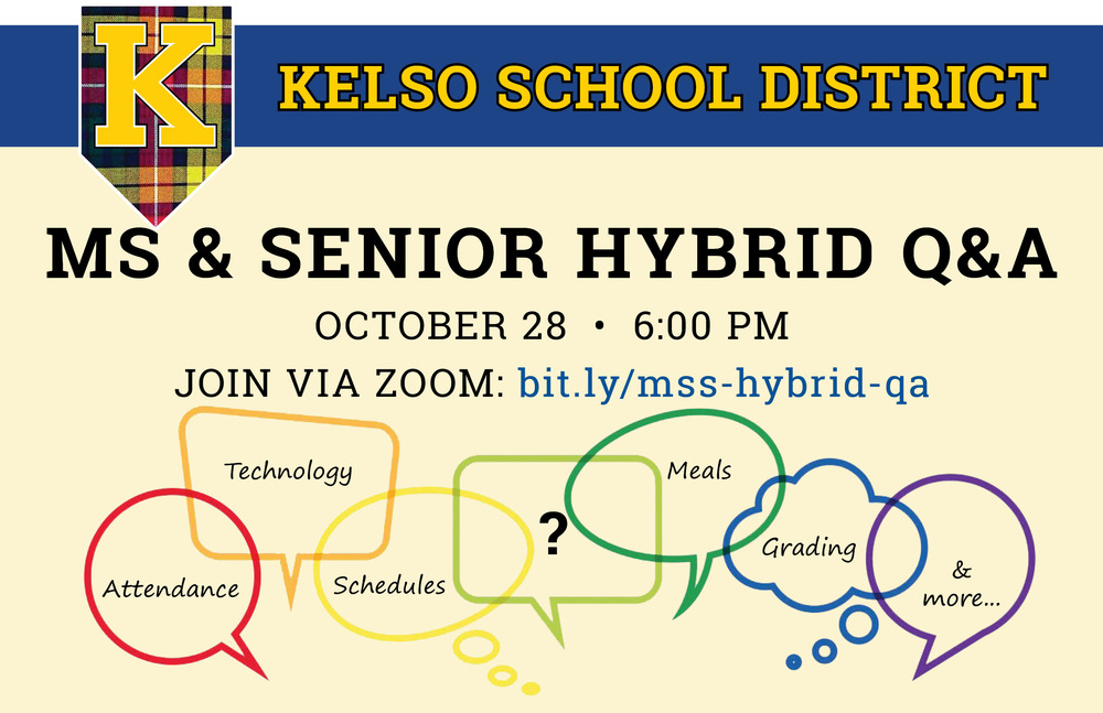 MS & Senior Hybrid Q&A