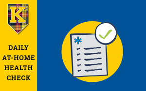 Daily At-Home Health Checks