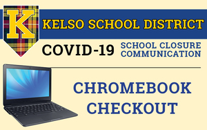 Chromebook checkout for middle and high school students