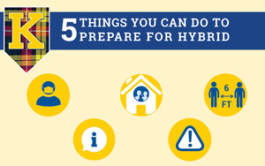 5 Things You Can Do To Prepare For Hybrid Learning