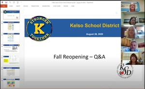 Missed the Fall Reopening Q&A? Watch it here.