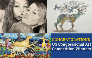 Kelso Sweeps US Congressional Art Competition