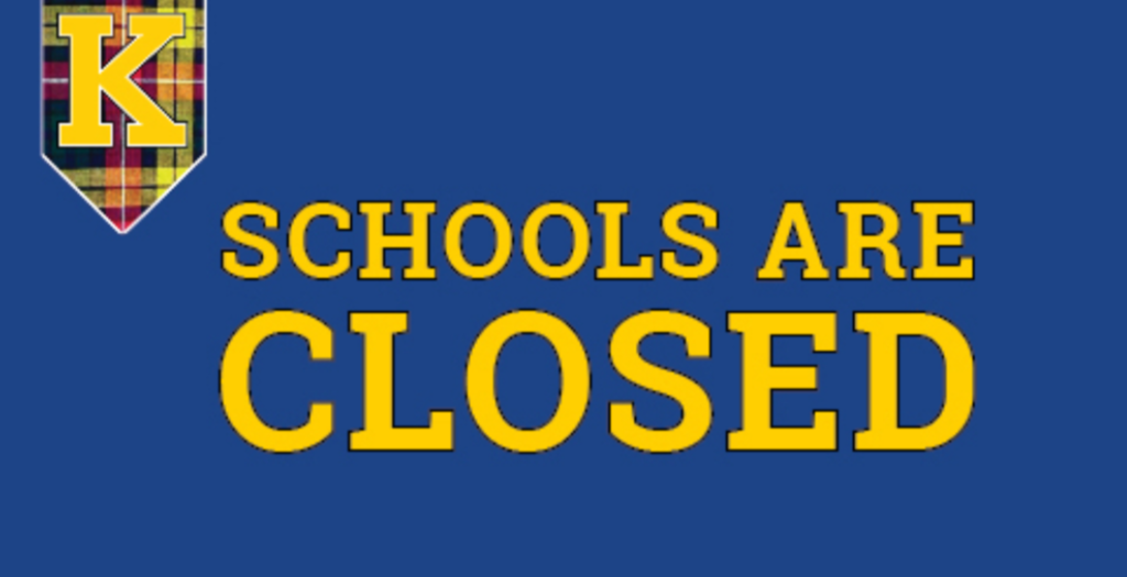 Kelso schools are closed